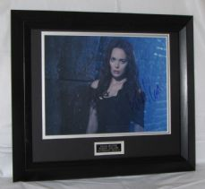 "A292KWSH KATIA WINTER - ""SLEEPY HOLLOW"" SIGNED"